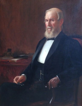 Portrait of James Eadie